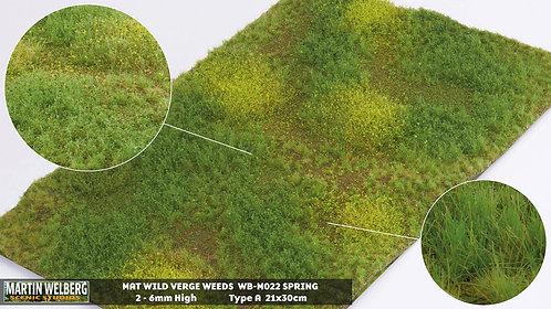 Wild Verge Weeds A spring Martin Welberg