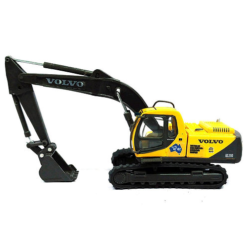 1:87 diecast Volvo EC210 Hydraulic Excavator