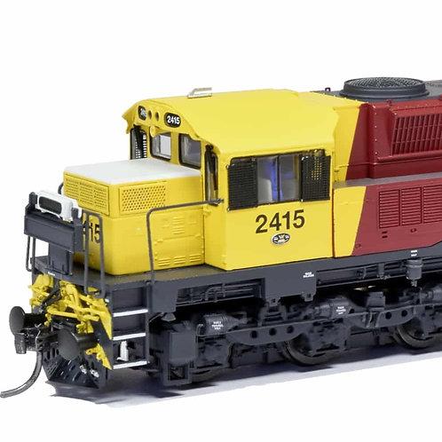 HOn3.5 QR 2400 Class Q24/05 Southern Rail Models