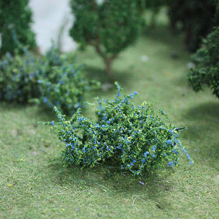 "Blueberries Plants 3/4"", Tall HO-scale, 12/pk MP Scenery"