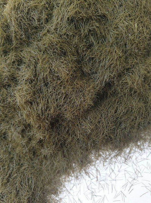 Dark Olive Static Grass 3mm Simply Scenery