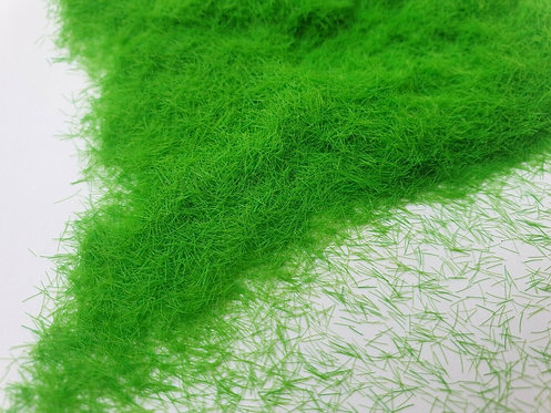 Fresh Green Static Grass 3mm Simply Scenery