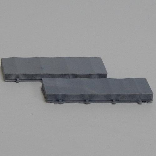 HO Small Sheet Metal Stacks Wuiske Models