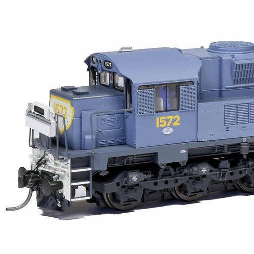 HOn3.5 QR 1550 loco Q1503 DCC and Sound On Board Southern Rail Models