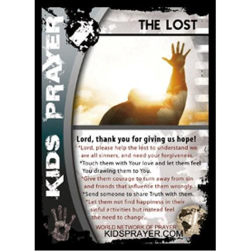 Kids Prayer Card Collector Set