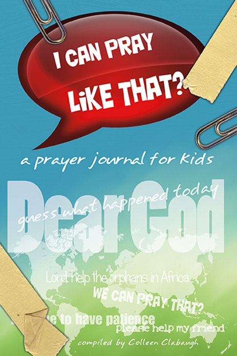 KIDS PRAYER JOURNAL