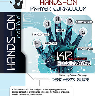 HANDS-ON PRAYER CURRICULUM