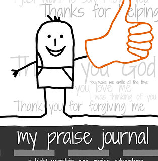 KIDS PRAISE JOURNAL