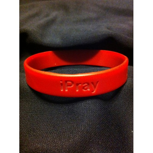 iPray Prayer Wristband