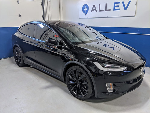 2018 Tesla Model X Long Range  #9745