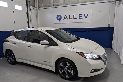2019 Nissan LEAF SV rebated price see details