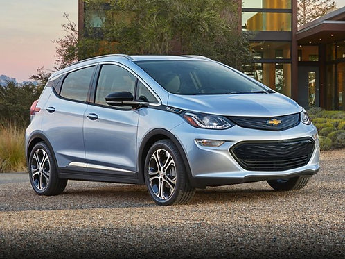 2018 Chevrolet Bolt Premier rebated price see details