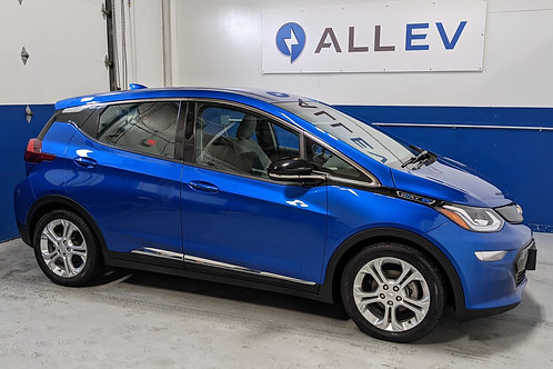 2019 Chevrolet Bolt LT rebated price see details