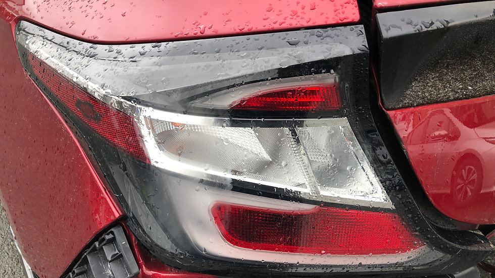 Chevrolet Volt Tail Light