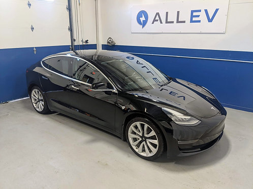 2019 Long Range Tesla Model 3 RWD #5174