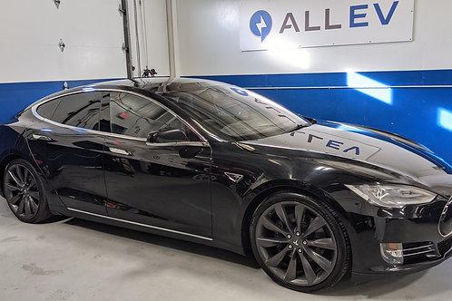 2015 Tesla Model S AWD 70D #7138 rebated price see details