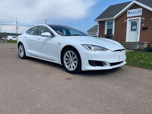 2016 Tesla Model S 60D AWD AUTOPILOT #4917 rebated price see details
