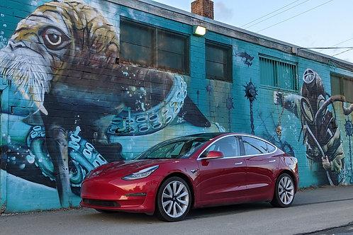 2018 Long Range Tesla Model 3 AWD