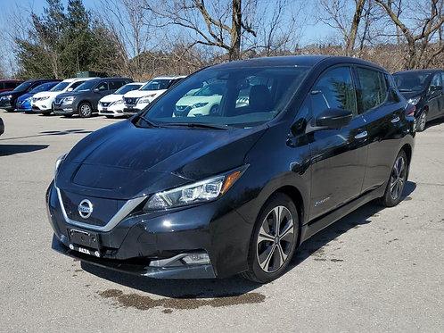 2018 Nissan LEAF SL rebated price see details