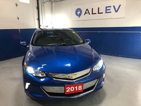 2018 Chevrolet Volt LT rebated price see details
