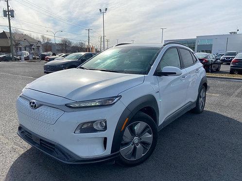 2019 Hyundai Kona Electric Ultimate rebated price see details