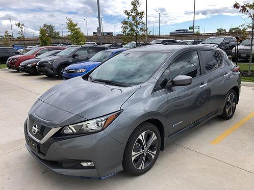 2019 Nissan LEAF SV Plus #0330 rebated price see details