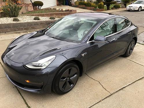 2019 Tesla Model 3 SR+ Full Self Driving #3203