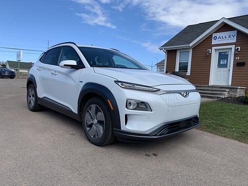 2019 Hyundai Kona Electric Ultimate #2690 rebated price see details