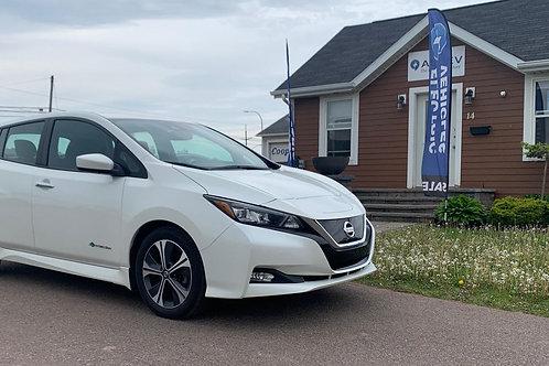 2019 Nissan LEAF SV #0526 rebated price see details