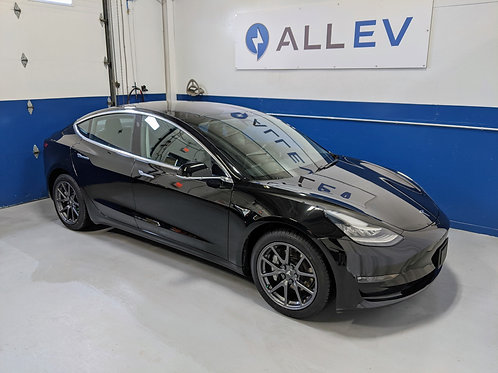 2018 Tesla Model 3 Long Range RWD #5595