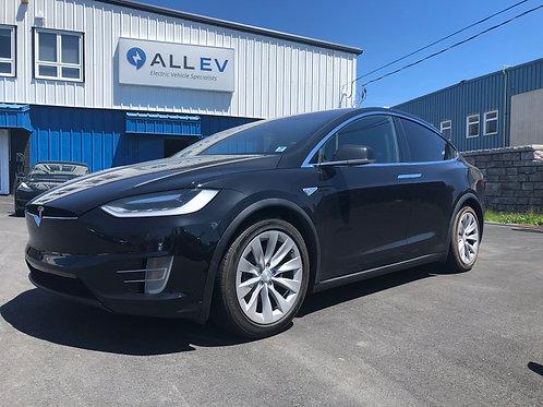 2016 Tesla Model X 75D #6224