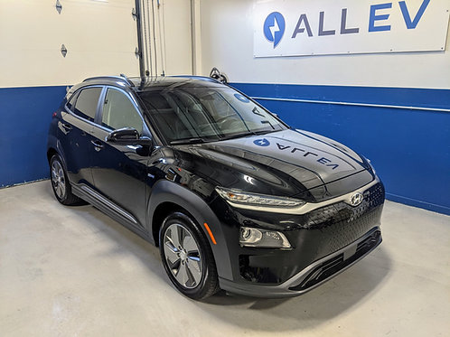 2019 Hyundai Kona Electric Ultimate #5221