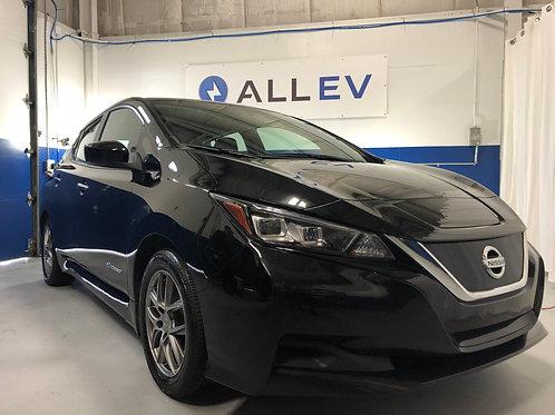 2018 Nissan LEAF SL #4441 rebated price see details