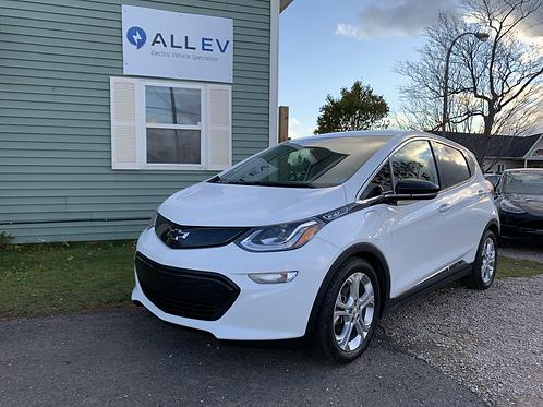 2017 Chevrolet Bolt LT rebated price see details