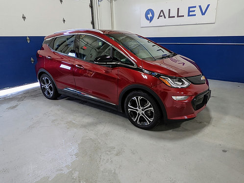 2017 Chevrolet Bolt Premier #2435 rebated price see details