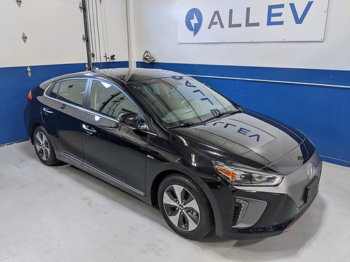 2017 Hyundai Ioniq Electric Limited #6529 rebated price see details