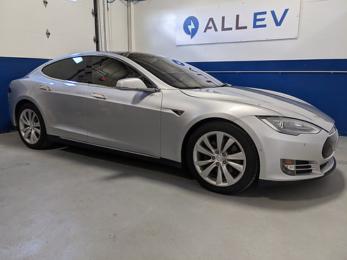 2015 Tesla Model S AWD 75 D rebated price see details