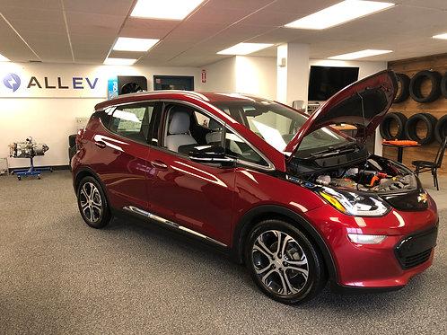 2018 Chevrolet Bolt Premier