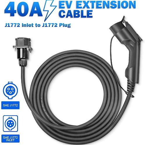 EV Extension Cable 40A