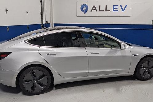 Long Range 2018 Tesla Model 3