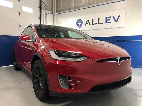 2020 Long Range Plus Tesla Model X