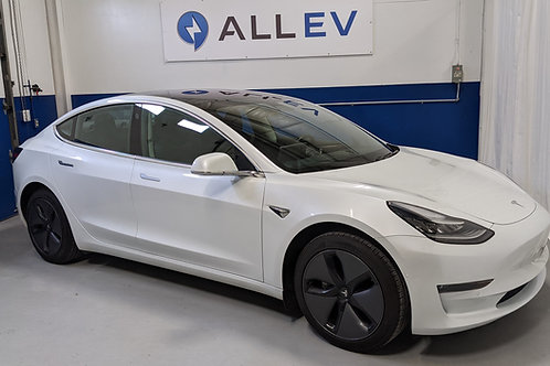 2019 Tesla Model 3 SR+RWD rebated price see details