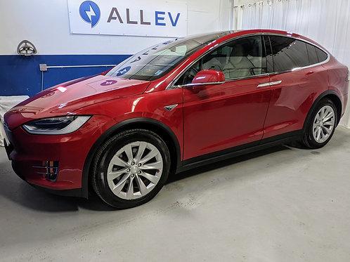 2016 Tesla Model X 75 D #7659