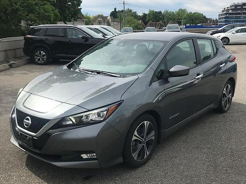 2018 Nissan Leaf SV #1109 *rebated price see details