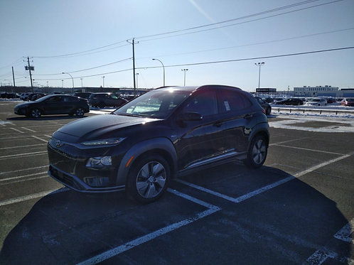 2019 Hyundai Kona Electric Preferred
