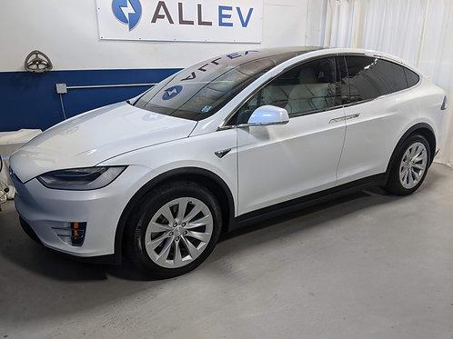 2020 Tesla Model X Long Range #7172