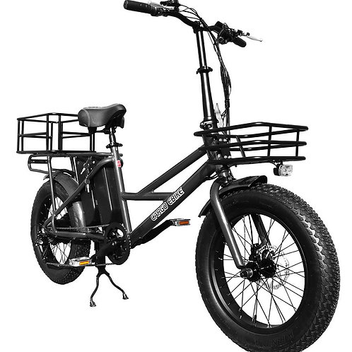Cargo bike - double battery 2x 48v 13ah lithium 500w motor *NS rebate applied