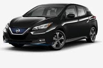 2020 Nissan LEAF SV Plus #9235 rebated price see details