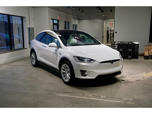 2016 Tesla Model X 90 D Full Self Driving