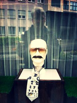 Herr Moustache